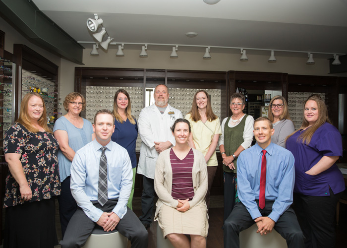 Great Falls Eye Clinic Team